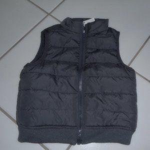 3/$20 NWT GYMBOREE Baby 18 24 M Vest Coat Gray